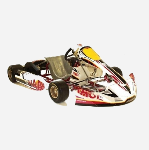 JUNIOR CHASSIS 101 cm, UNDER 120 Kg RUNNER CADET BRAKE